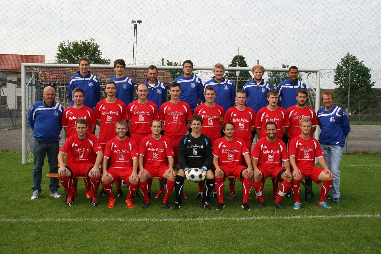 Team Saison 2014/2015